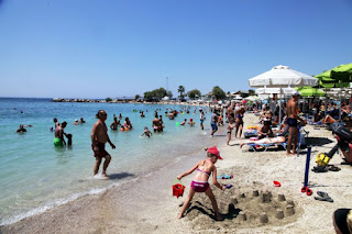Φούλαραν οι παραλίες της Τριφυλίας και Μεσσηνίας