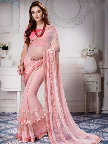 Some Latest Trendy Designer Saree You Never Want To Miss