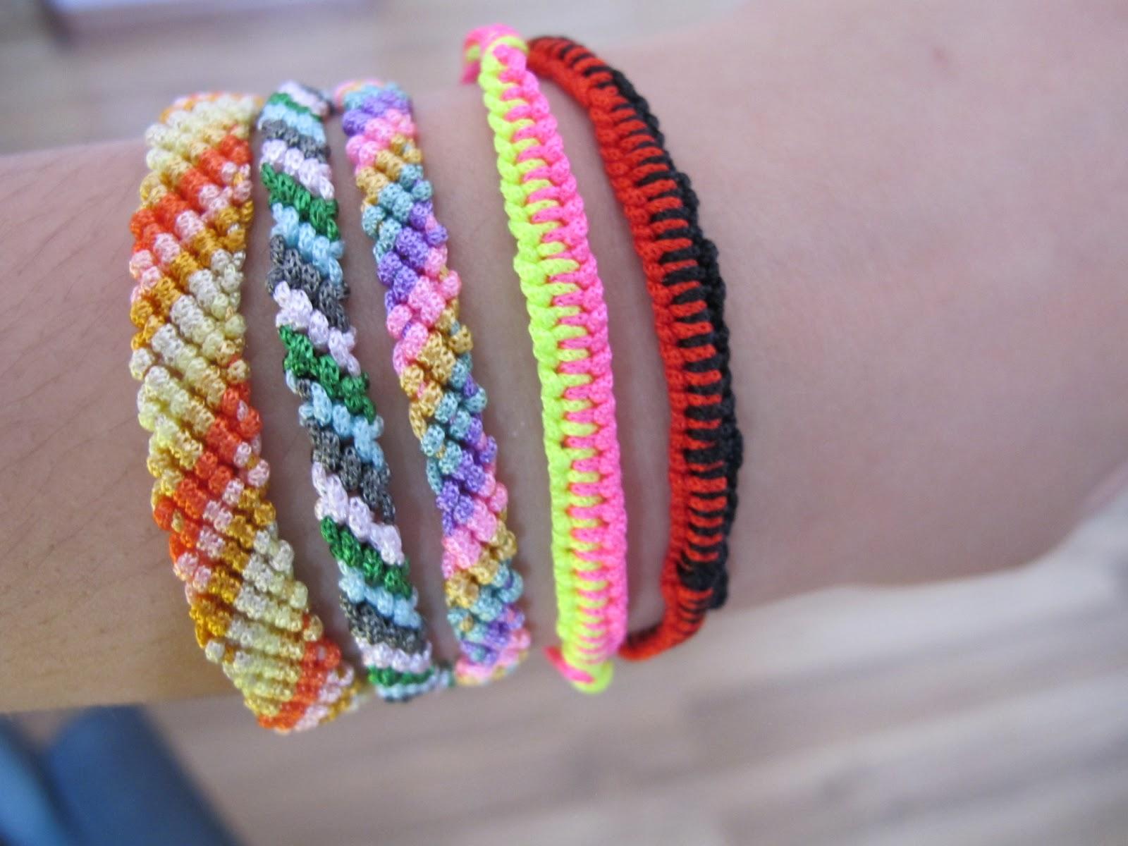 Fun Diy Projects For Bedrooms Shopaholic S Got Cash Diy Friendship Bracelets
