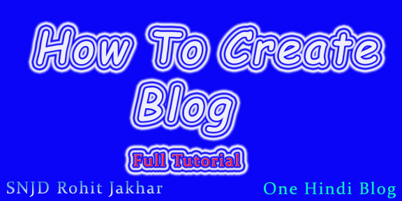 One Hindi Blog