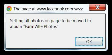 MoveThemAll – Move Photos From One Facebook Album To Another [Chrome]