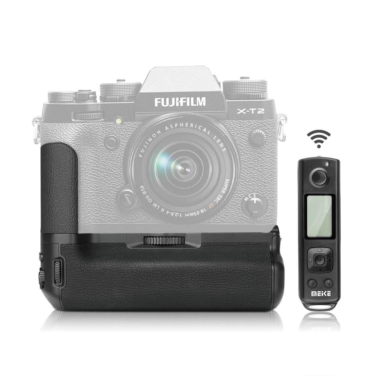 Батарейный блок Meike MK-XT2 Pro для Fujifilm X-T2