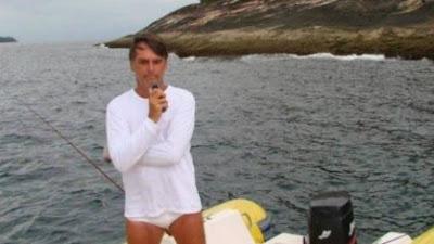 """""""Fui punido por ter feito minha obrigação"""", diz funcionário que multou Bolsonaro"""