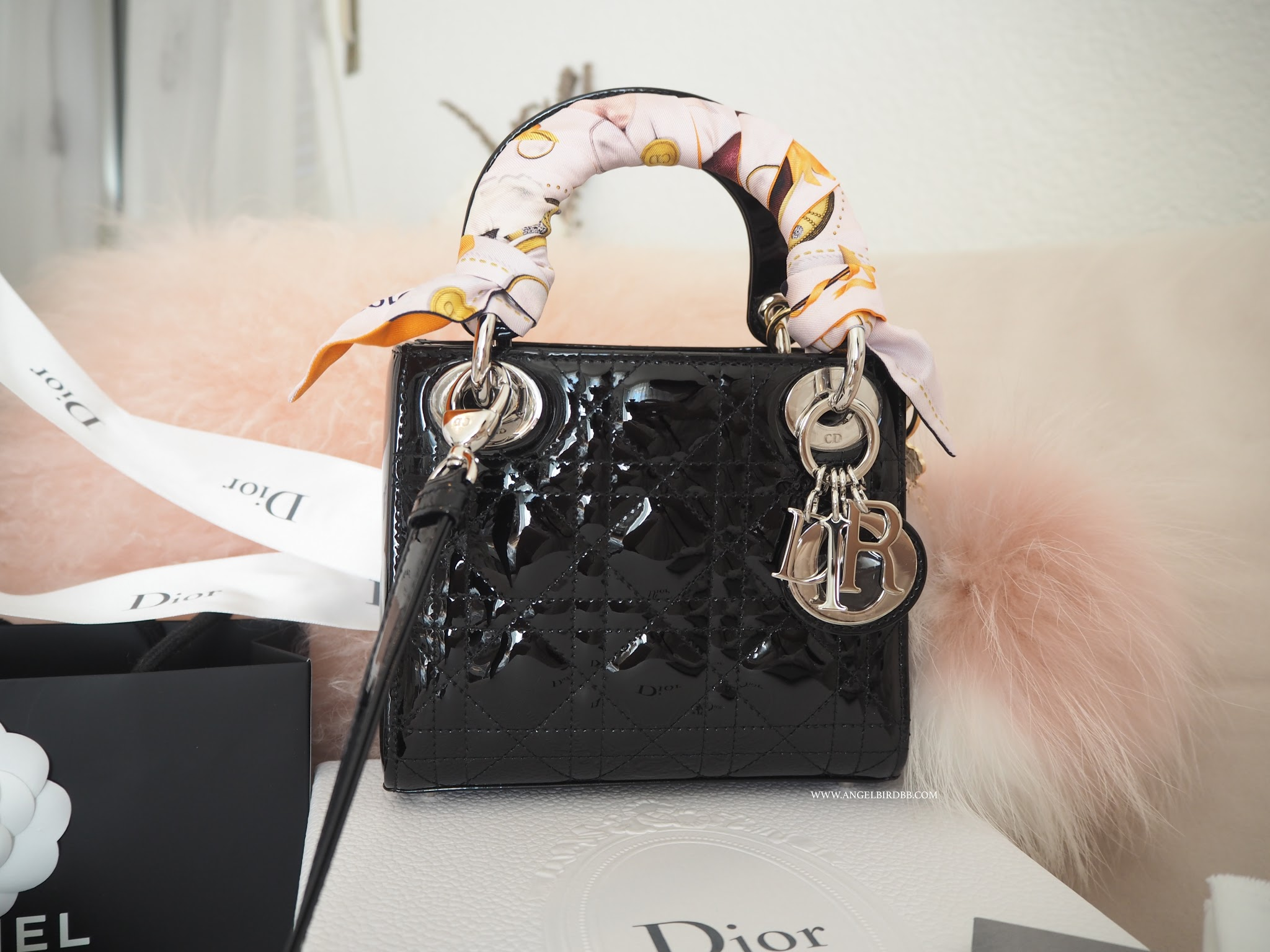One of my viewer requested some modelling shots with the ladydior mini 8dbbf5c5d7651