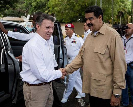 Venezuela pide apoyo a Colombia para detener a opositores