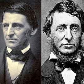 Emerson y Thoreau