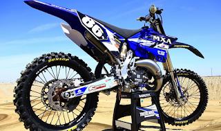 Spesifikasi dan Harga Yamaha YZ125 Terbaru