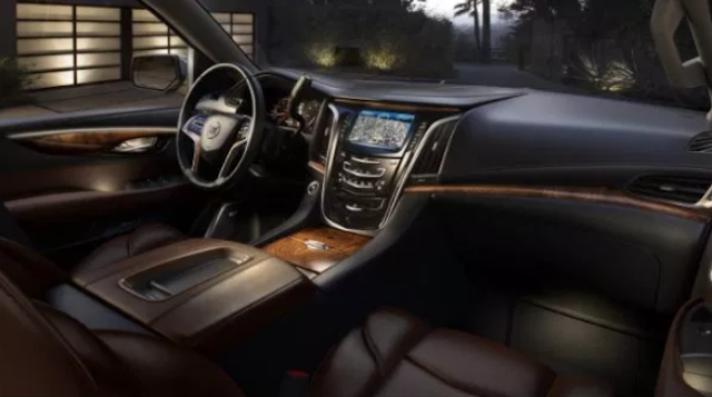 2020 Cadillac Fleetwood interior