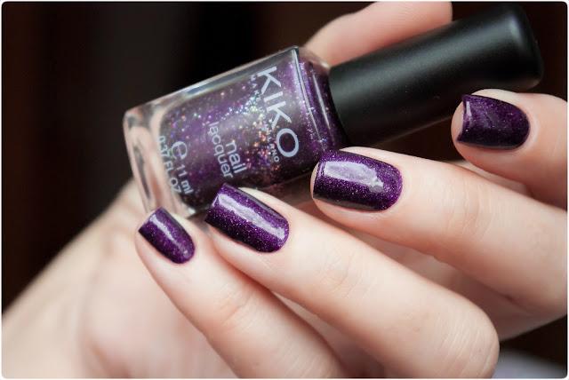 Kiko Viola Microglitter
