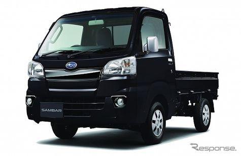 Subaru Tawarkan Pick-up Anyar Kembaran Daihatsu Hijet