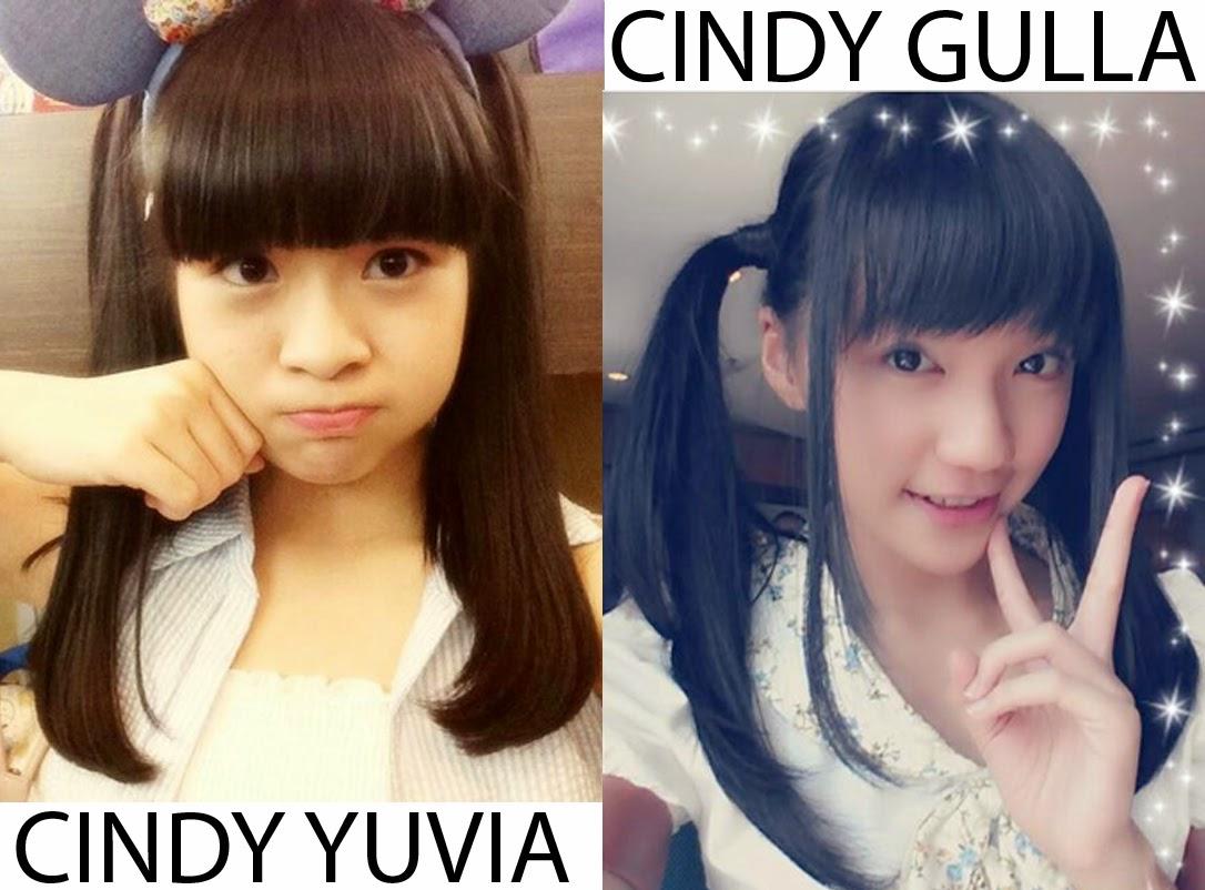 Badai Veranda Profil Cindy Yuvia Yupi Yang Menggemaskan