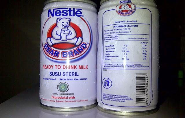 Anda Suka Minum Susu Beruang? Harap Baca Dan Sebarkan!!