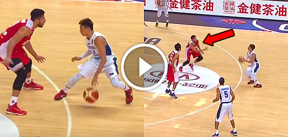 Terrence Romeo's KILLER Stepback Three Against Iran (VIDEO) Fiba Asia 2015