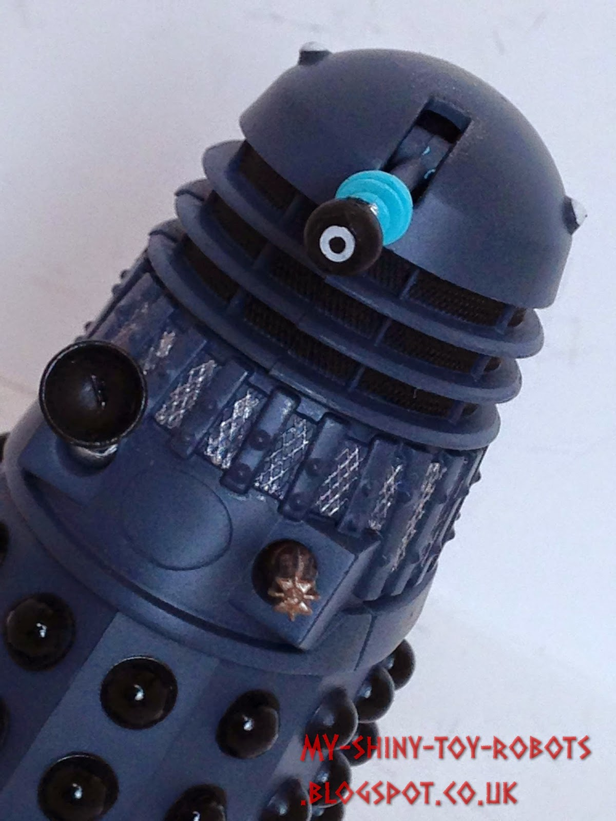 "Doctor Who 3.75"" Scale Classic Dalek (Genesis of the Daleks)"