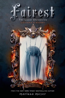 Reseña: Fairest - Marissa Meyer