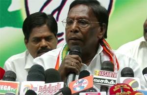 I Don't Know Why Indira Gandhi Gave Katchatheevu To SriLanka – Puducherry Congress CM Narayanaswamy