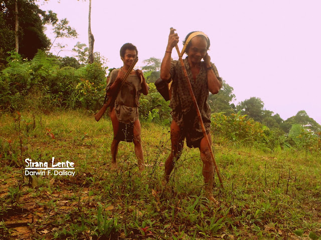Tribe in Palawan