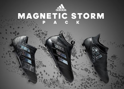 PES 6 Boots Adidas Magnetic Storm Pack 2017