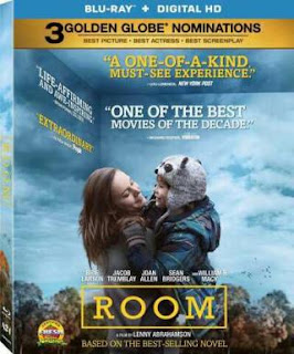 Room (2015) English 720p 850MB BRRip AAC MKV