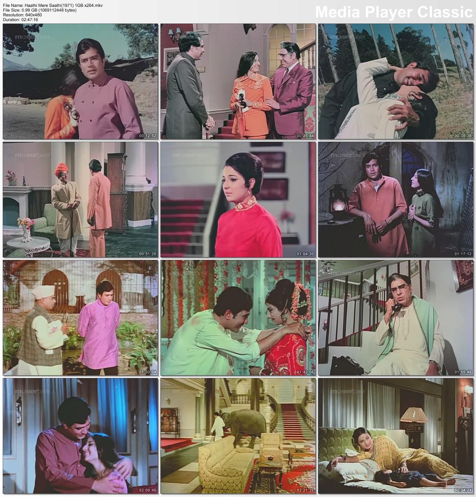 CINE HINDU: Haathi Mere Saathi (1971