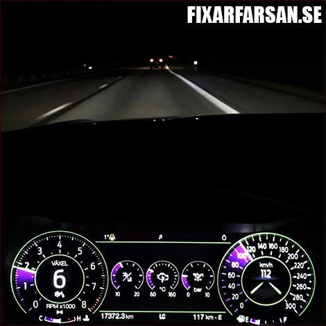 Digitala-Mätare-Ford-Mustang