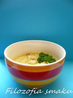 (zupa ziemniaczana z pesto