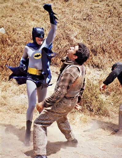 Fight Scenes Are Like Learning A Dance You Learn It Move: The Bat Channel!: July 2013