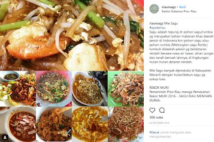 Makanan Melayu Riau Yang Menggoyang Lidah