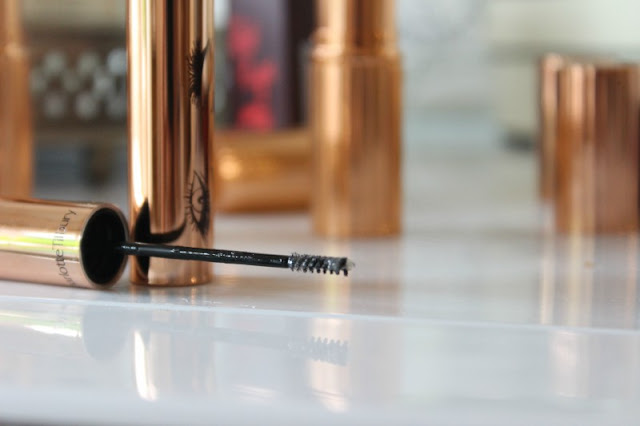 Charlotte Tilbury Legendary Brows in Clear Review Swatches