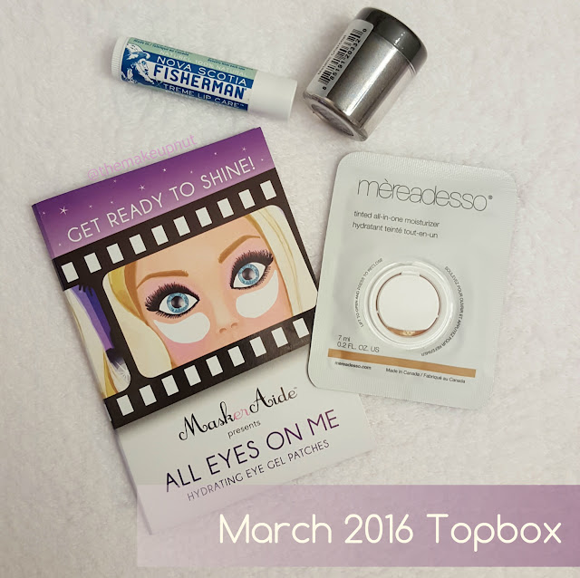 March 2016 Topbox