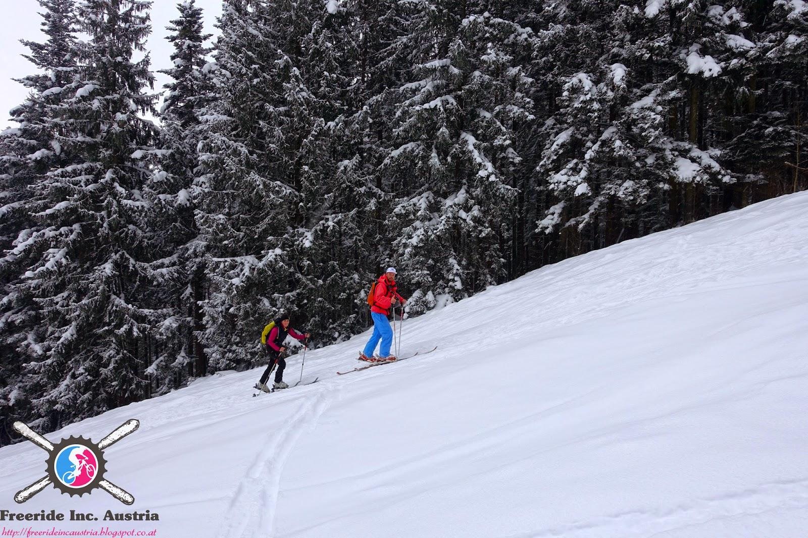 Afterwork Skitour Kufstein