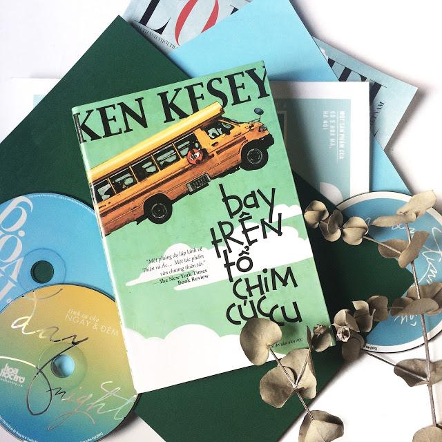 Bay trên tổ chim cúc cu tác giả Ken kesey