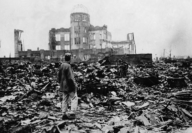 Hiroshima, Japón. 6 de agosto de 1945. 8:15 de la mañana.