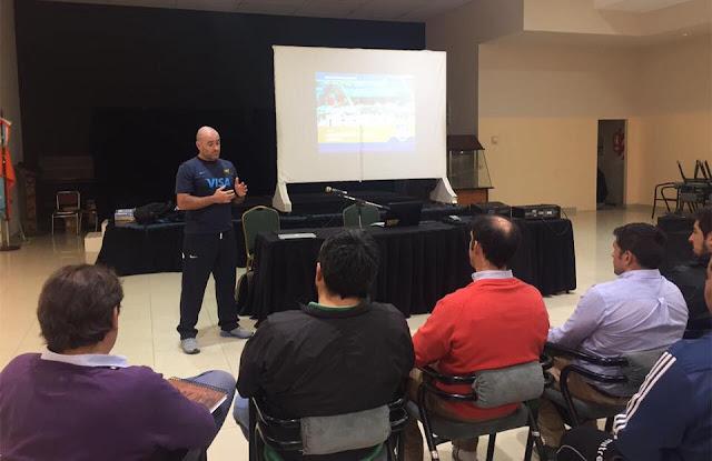 Curso de Planifiación de Rugby en Río Grande