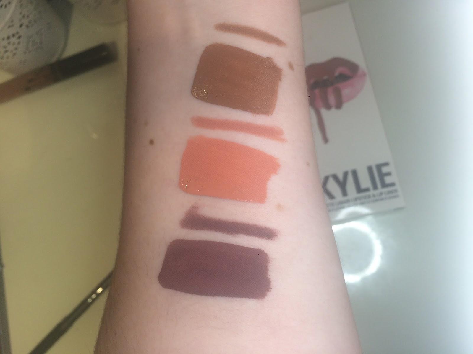 Matte Lip Kit by Kylie Cosmetics #20