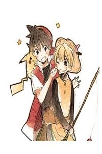 Pokemon Special Doujinshi