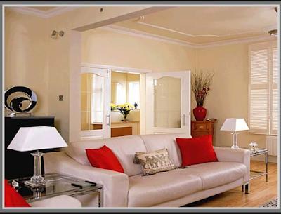 Desain Inspirasi  Ruang Keluarga Terupdate  Untuk Rumah Minimalis 8
