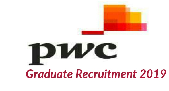 2019/2020 PwC graduate recruitment program