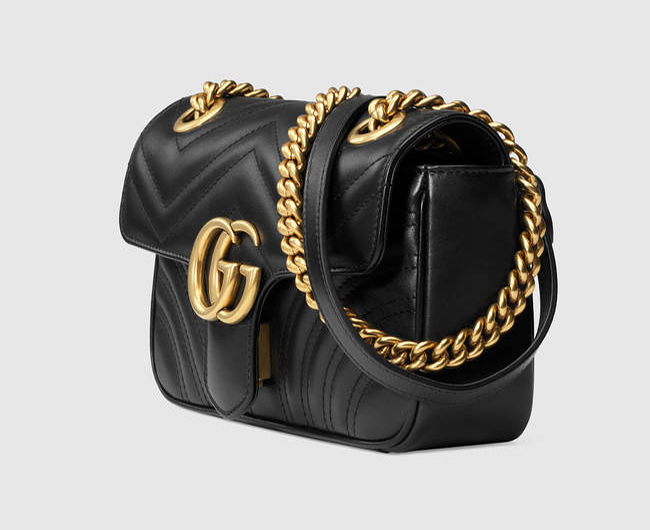 7cf55535aca1 What's In My Bag Gucci Marmont | Mount Mercy University