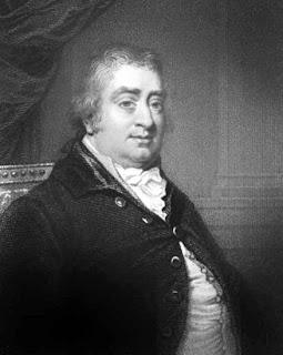 Charles James Fox  from Memoirs of George IV by Robert Huish (1830)