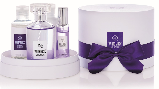White Musk Collection from The Body Shop INR 3350
