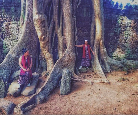 Angkor wat, Cambodia, catatan traveler,