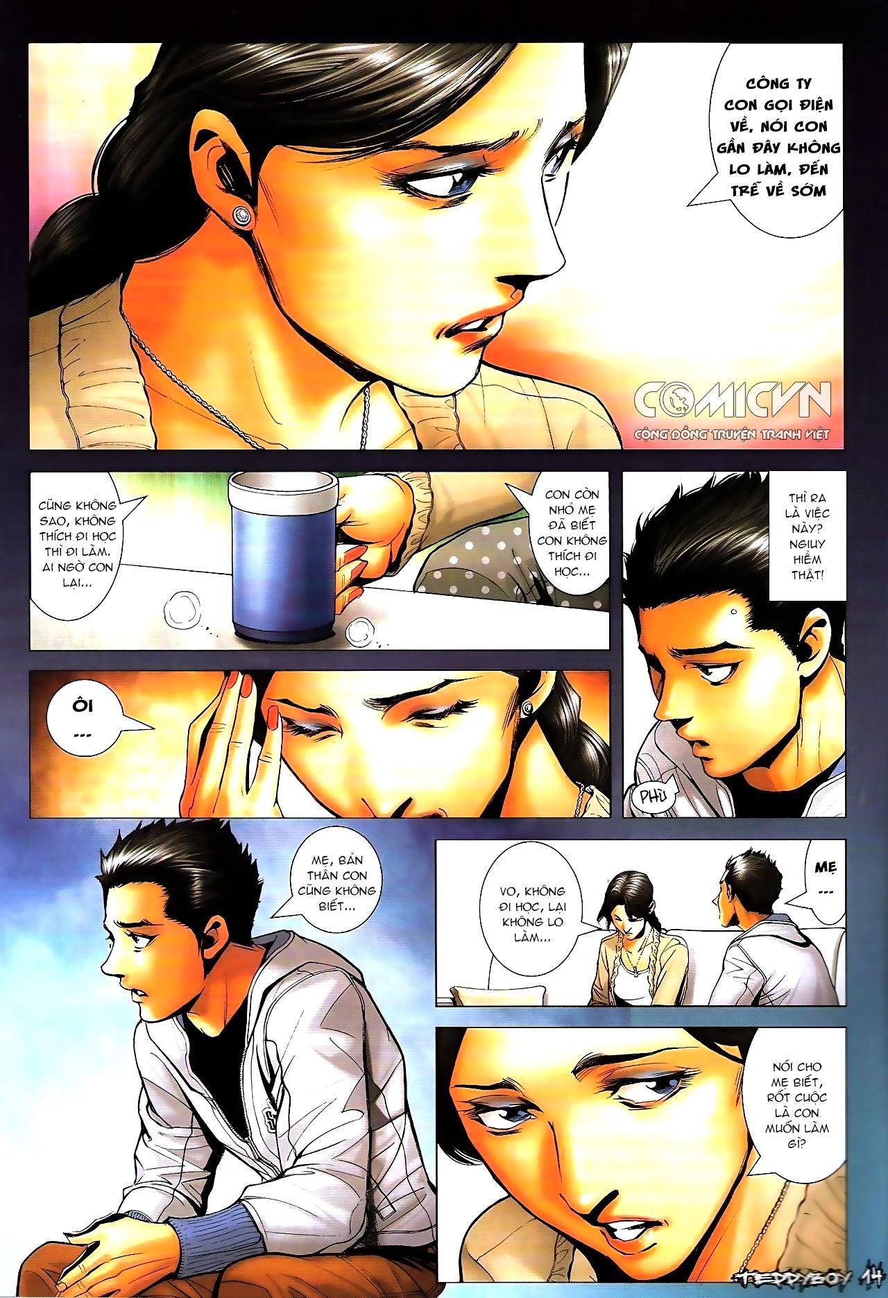 Người Trong Giang Hồ - Chapter 1292: Thật thì không giả được - Pic 13