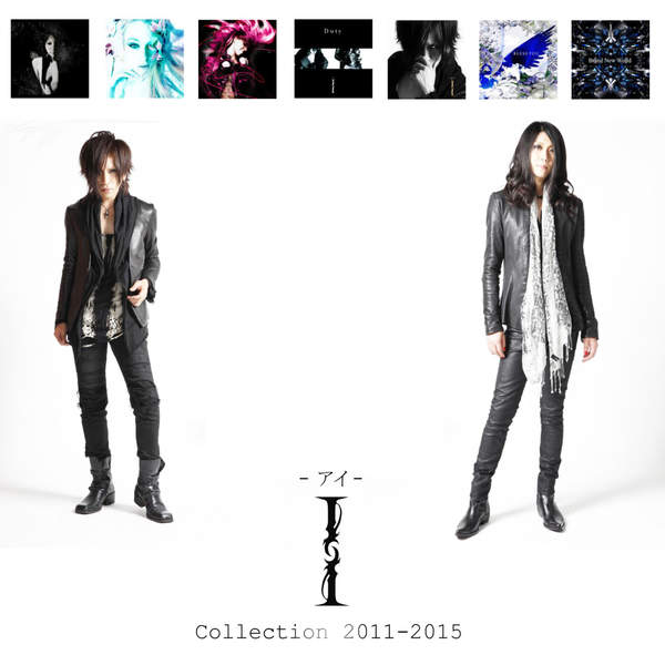 [Album] I-アイ- – I -ai- The Collection 2011-2015 (2016.01.16/MP3/RAR)