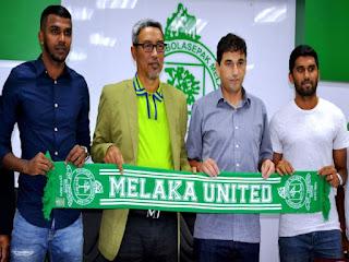Melaka United Ikat Gopinathan, Chanturu