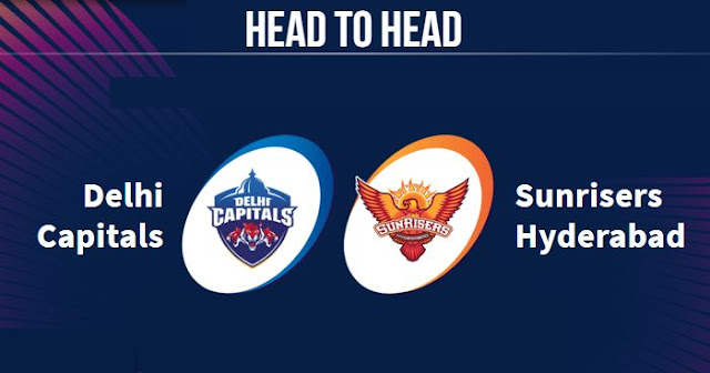 SRH vs DC Head to Head: SRH vs DC Head to Head IPL Records: IPL 2019
