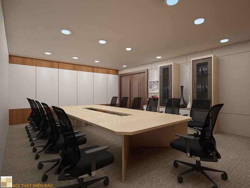 Tư vấn thiết kế phòng họp hiện đại