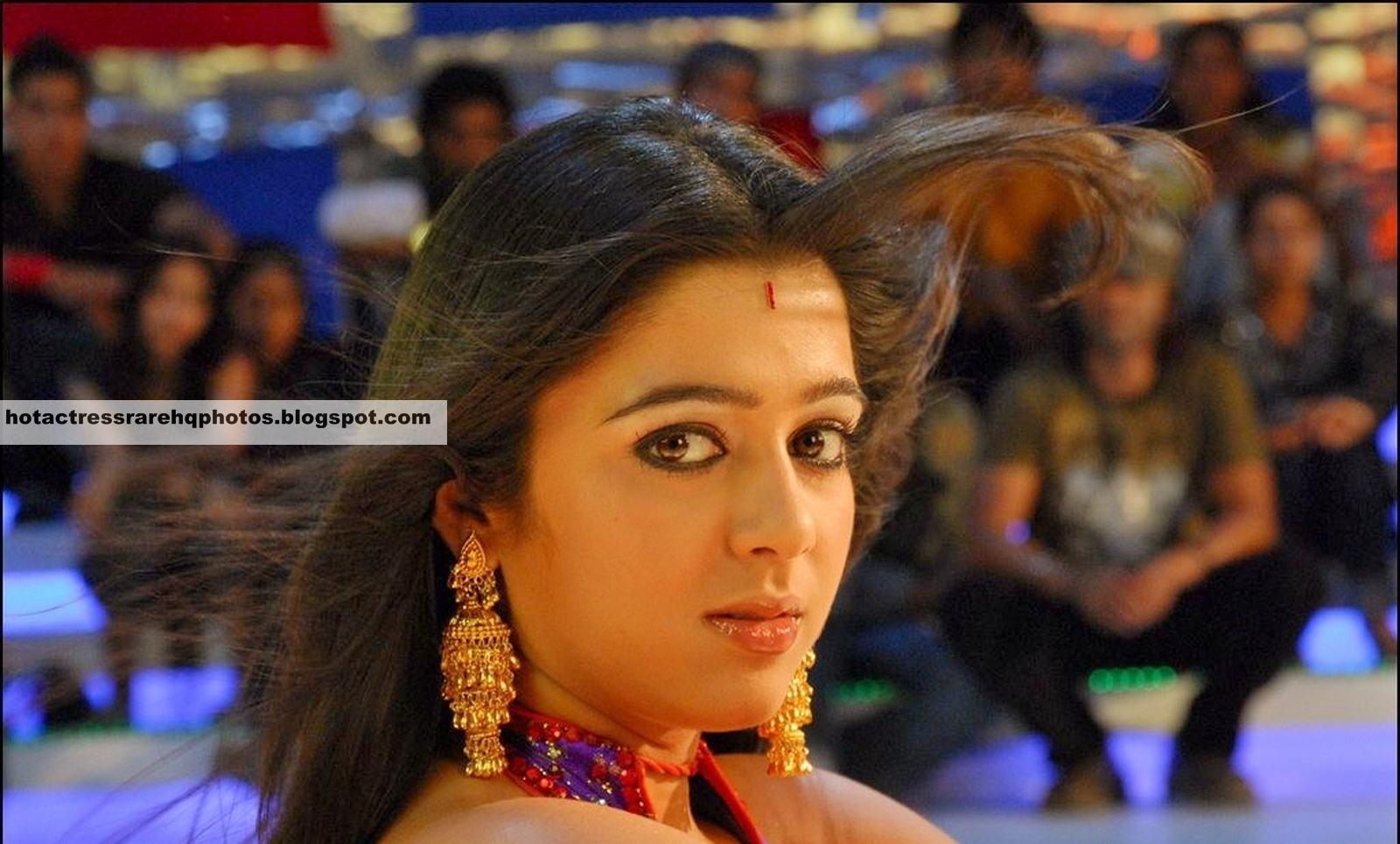 Charmy Kaur: Hot Indian Actress Rare HQ Photos: Hottest Telugu Item