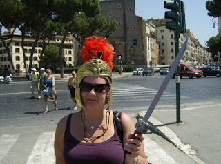 Being a Gladiator in Rome