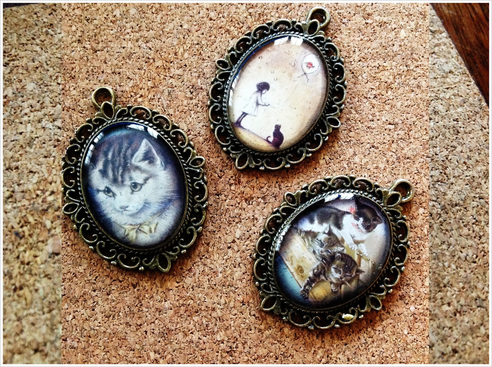 Favorito Shopping Cat Bijoux: Nuove creazioni in resina :) KB84